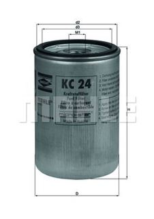 Picture of KC24 (Equivalent)